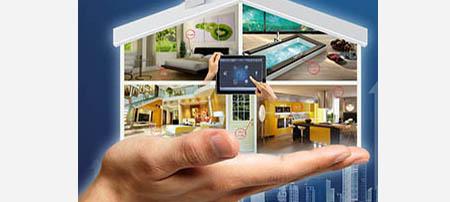 اتوماسیون صنعتی خانه هوشمند 1 - پروژه های اتوماسیون صنعتی