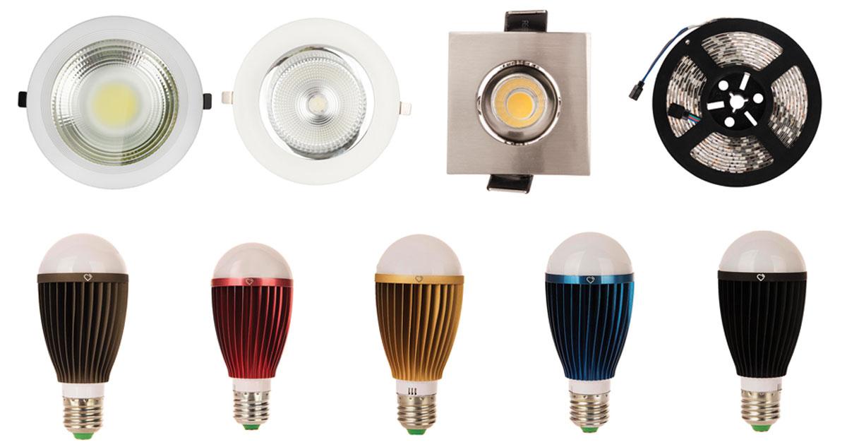 روشنایی هوشمند نیلیگو - Niligo Smart Lighting