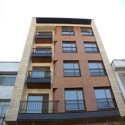 ساختمان مهندس نادری - پروژه مسکونی آقای مهندس نادری