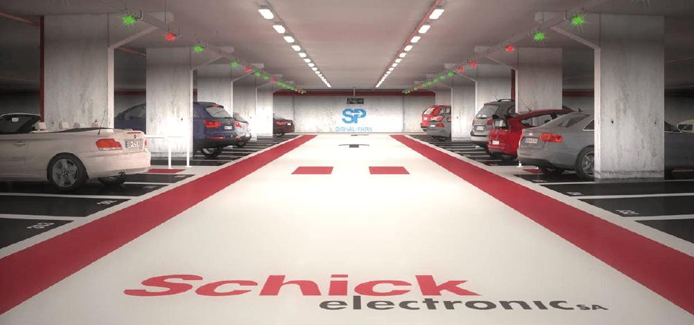 Signal Park System - سیستم مدیریت پارکینگ