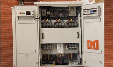 تابلو برق 4 - تابلو صنعت مکران
